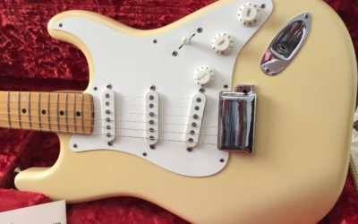 Fender: 1980 to 1986-Pre Custom Shop