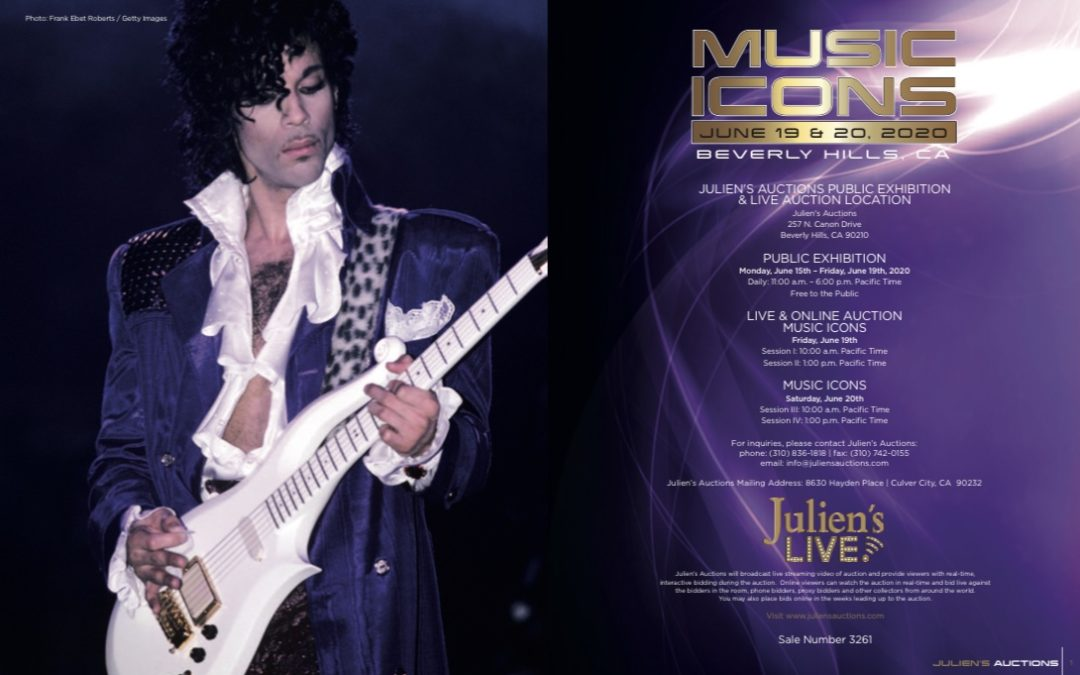 Prince Guitar Auction : The Follow Up Report
